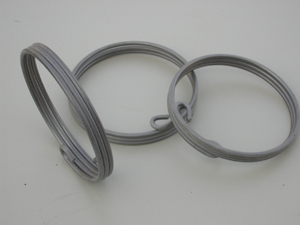 Vacuum Rings for Rubber Joints
